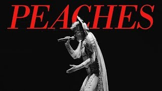 Peaches LiveAtMasseyHall is released History was made that night in my hometown