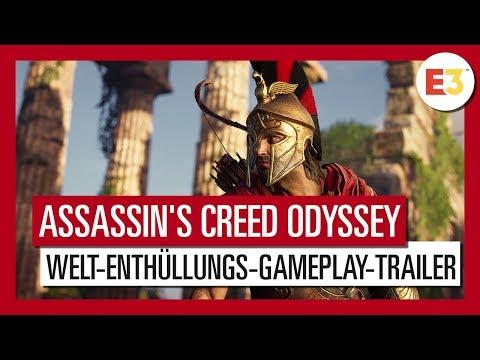 Announcement Trailer  de Assassin's Creed Odyssey