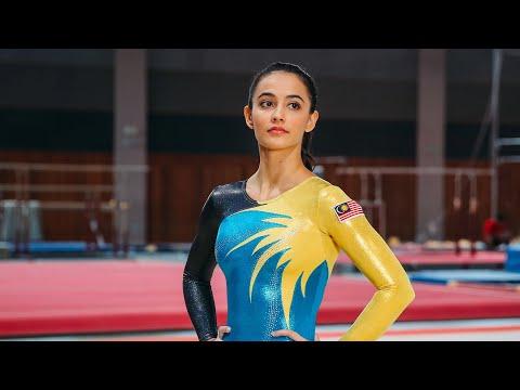 Leotard, bikini dan gadis-gadis Malaysia di Olympics