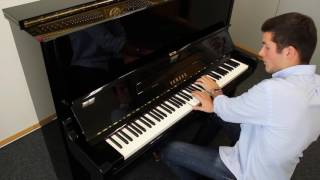 18 Famous Songs Piano Medley