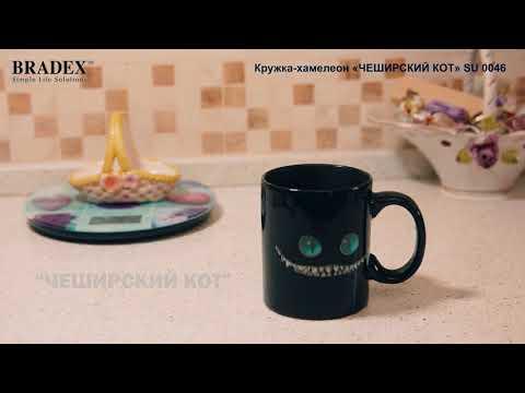 Кружка-хамелеон «ЧЕШИРСКИЙ КОТ» SU 0046