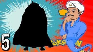¡EL PERSONAJE MÁS DIFÍCIL DE ADIVINAR! - #AKINATOR #ONEPIECE - LUFFY NO MI
