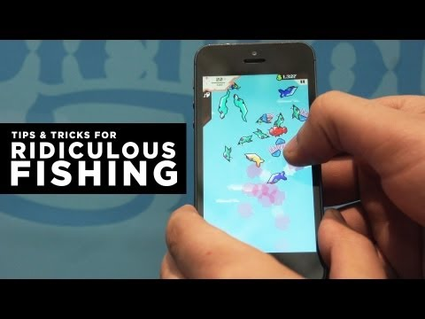 Ridiculous Fishing Creators Share Gameplay Tips