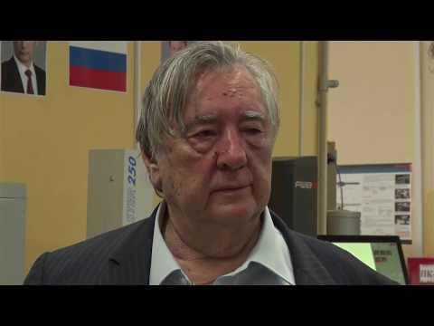 Александр Проханов провел на АПЗ съёмки авторской телепрограммы (видео)