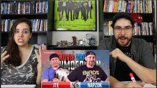 JTE Vs. Napzok REACTION - Movie Trivia Schmoedown