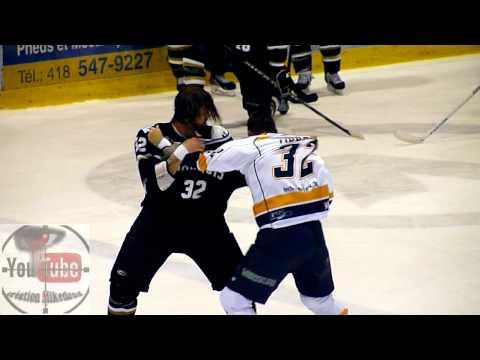 Alex Penner vs. Curtis Tidball