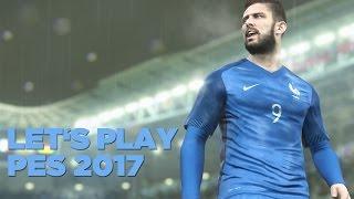 Hrej.cz Let's Play: Pro Evolution Soccer 2017 [CZ]