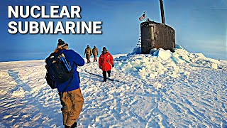 How I Boarded a US NAVY NUCLEAR SUBMARINE in the Arctic (ICEX 2020) - Smarter Every Day 237