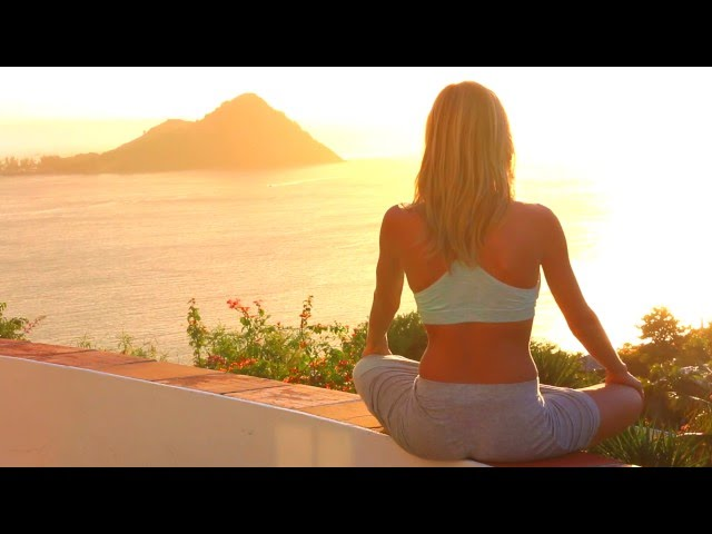 Meditation For Stress & Anxiety Relief ♥ 10 Minutes of Heaven
