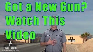 Online Gun Training   Defensive Handgun Course   Learn Gun Safety   Philadelphia PA