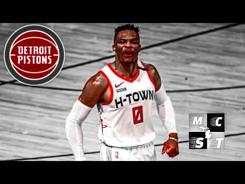 Should Detroit Pistons Trade For Russell Westbrook?