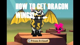 how to get dragon wings in animal jam play wild 2018 - मुफ्त