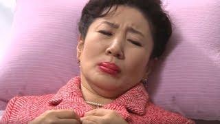 Bà Cha Ok bị sưng phù mỏ do bị dị ứng tôm