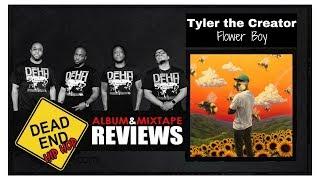 Tyler, The Creator - Flower Boy Album Review | DEHH