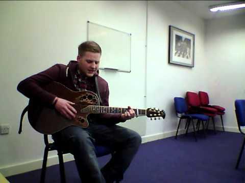 Jack Davis - Believe (Unplugged)