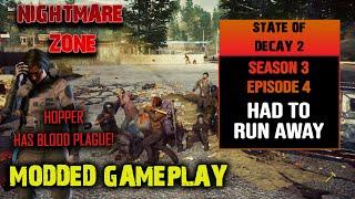 MODDED NIGHTMARE ZONE Gameplay - Season 3 Episode 4
