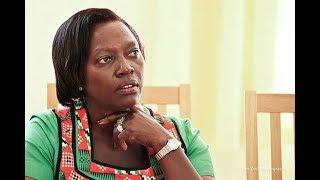 Hon. Martha Karua offers to bring Raila Odinga and Uhuru Kenyatta together in a bid to solve the cri