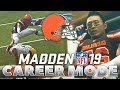 MADDEN 19 CAREER MODE! PLAYING W/ BAKER MAYFIELD