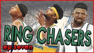 GETTING POSTERIZED LEFT AND RIGHT! - RING CHASERS EP.7