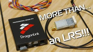 DragonLink Advanced 433Mhz LRS Radio - an AWESOME system!!!