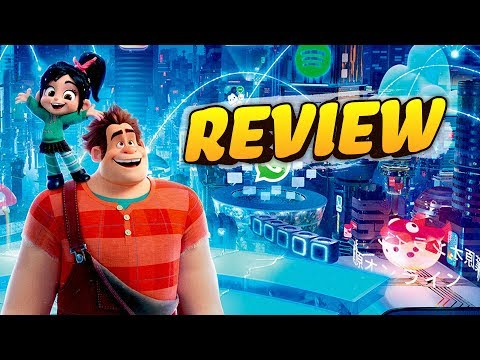 Ralph Breaks the Internet - Review!