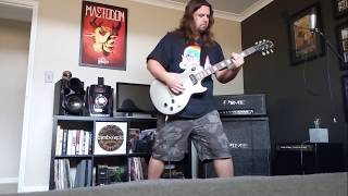 Silverchair - Undecided ( Guitar Cover )