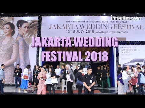 Jakarta Wedding Festival 2018