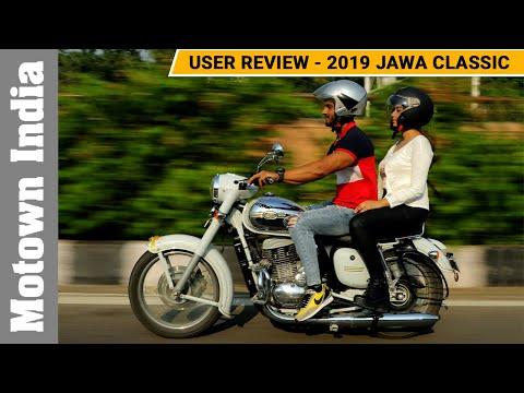 2019 Jawa Classic   User Review   Motown India