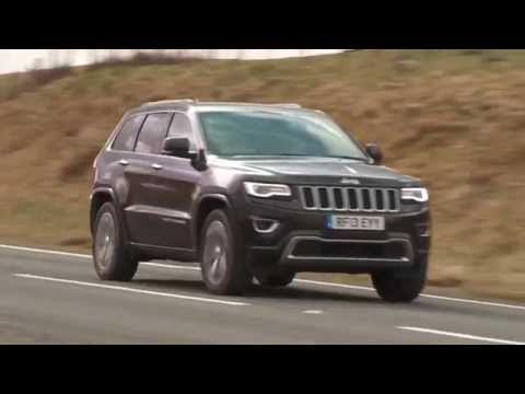Snapshot Review: Jeep Grand Cherokee