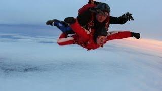 1,000,000 Subscriber Skydive Celebration!