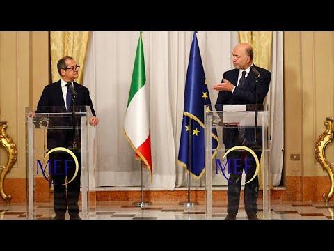 ΕΕ:«Άνευ προηγουμένου απόκλιση» του ιταλικού προϋπολογισμού…
