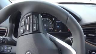 Essai Hyundai Ioniq Electrique – Fonctionnement à bord