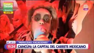 MEGA Chile en Coco Bongo