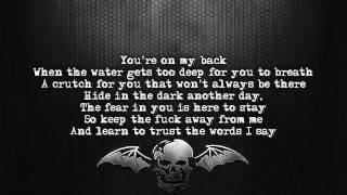 Avenged Sevenfold - Burn It Down [Lyrics on screen] [Full HD]