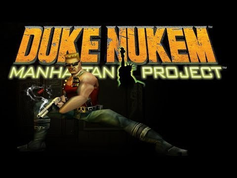 Duke Nukem Manhattan Project: Total Mutant Mayhem