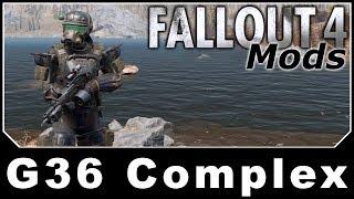 Fallout 4 Mods - G36 Complex