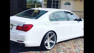Bounty Killer Buy Luxurious BMW 7 Series