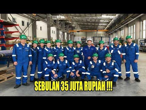 MAU KERJA DISINI ! 7 Perusahaan Di Indonesia Dengan Gaji Paling Tinggi