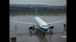 preview picture of video '2014/06/20 中国南方航空 379便 / China Southern Airlines 379'