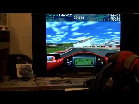 f1 racing simulation pc game