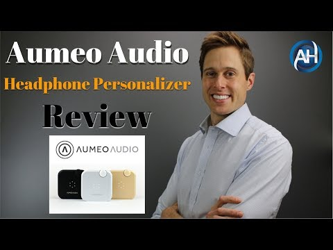 Aumeo Headphone Personalizer Review | Aumeo Customize Music App Review