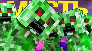 МЕСТЬ - Майнкрафт Рэп Клип На Русском | Revenge Creeper Rap Minecraft Parody Song