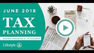 Tax Webinar