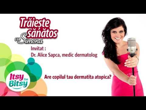 Mani della pelle di eczema