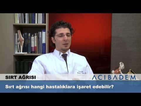 Sırt ağrısı hangi hastalıklara işaret edebilir?