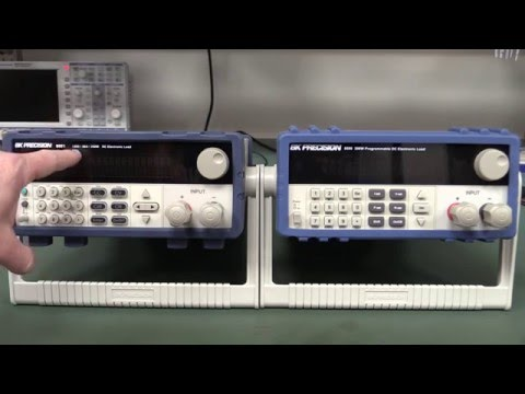 EEVBlog #862 – BK Precision 8601 DC Electronic Load