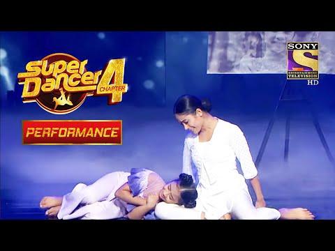 रूला दिया सबको Pratiti ने अपने Performance से   Super Dancer 4   सुपर डांसर 4