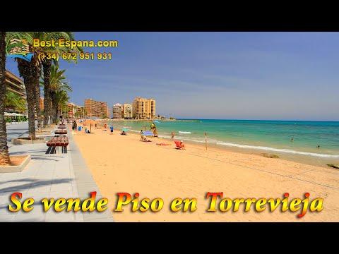 Se vende Piso en Torrevieja junto al mar por 69 500 €, Propiedades baratas en España, 3 dormitorios