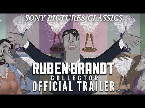 Kino: Ruben Brandt, taiteenkerääjä
