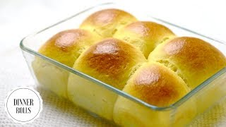 how to make bread rolls with cake flour